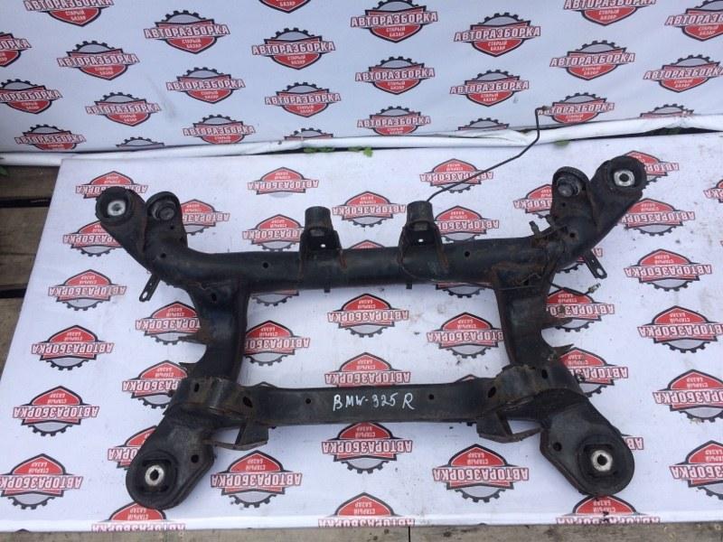 Балка подвески Bmw 3-Series E91 N52B25A 04.2006 задняя (б/у)