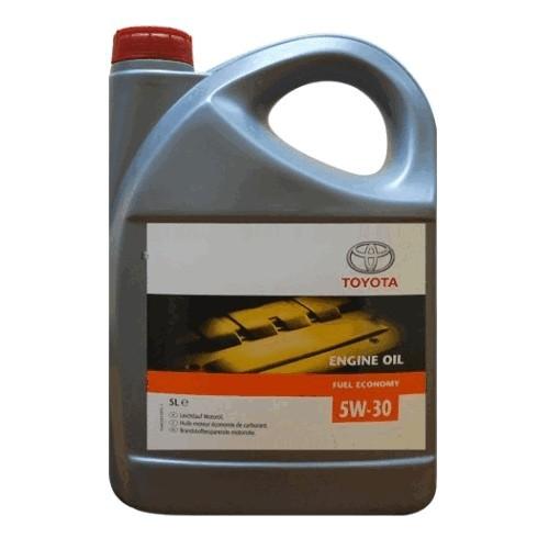 Масло моторное - 4 литра Масла И Технологические Жидкости Toyota 5W30 Sn/sf