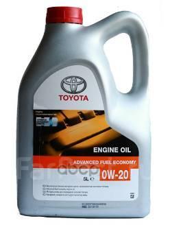 Масло моторное - 4 литра Масла И Технологические Жидкости Toyota 0W-20 Sn/sf