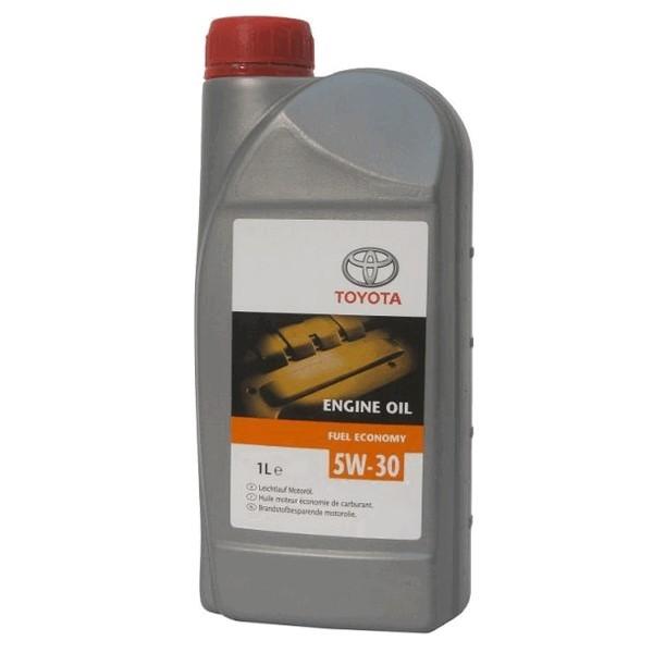 Масло моторное - 1 литр Масла И Технологические Жидкости Toyota 5W30 Sn Gf-5