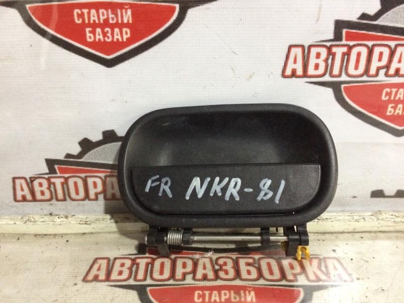 Ручка двери наружная Isuzu Elf NKR81 4HL 2005 передняя правая (б/у)