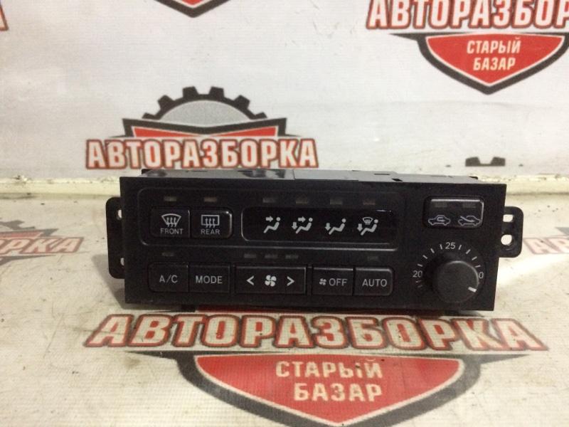 Блок управления климат-контролем Toyota Carina AT211 7A-FE 2000 (б/у)