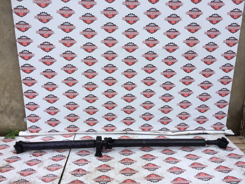 Карданый вал Mitsubishi Fuso Canter FE83DGY 4M50 2011 задний (б/у)