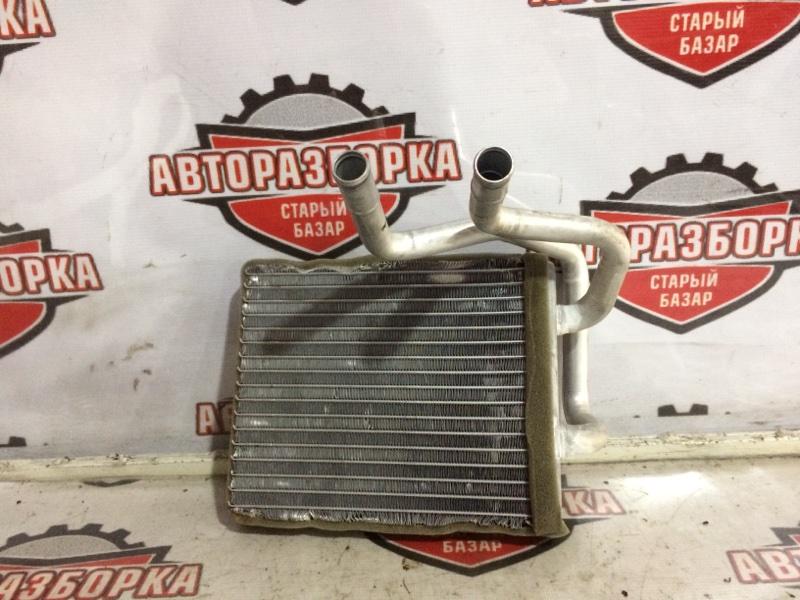 Радиатор печки Mazda Bongo SKP2V L8 2015 нижний (б/у)