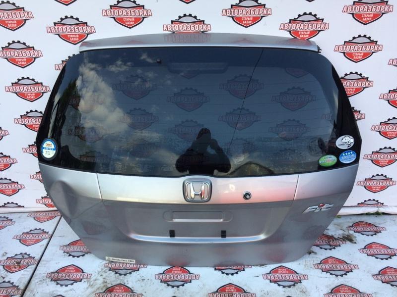 Дверь багажника Honda Fit GD1 L13A задняя (б/у)
