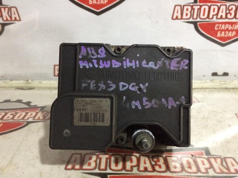 Блок abs Mitsubishi Fuso Canter FE83DGY 4M50 2011 (б/у)