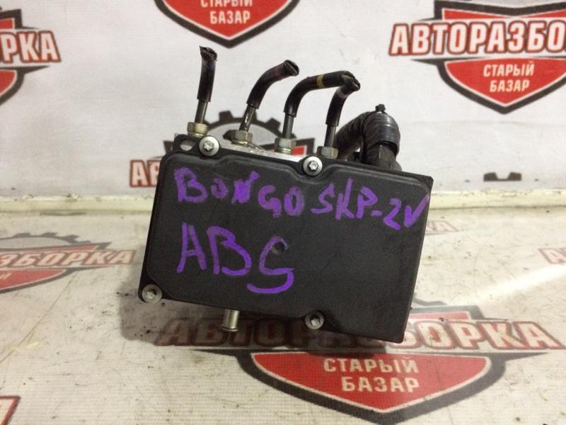 Блок abs Mazda Bongo SKP2V L8 2015 (б/у)
