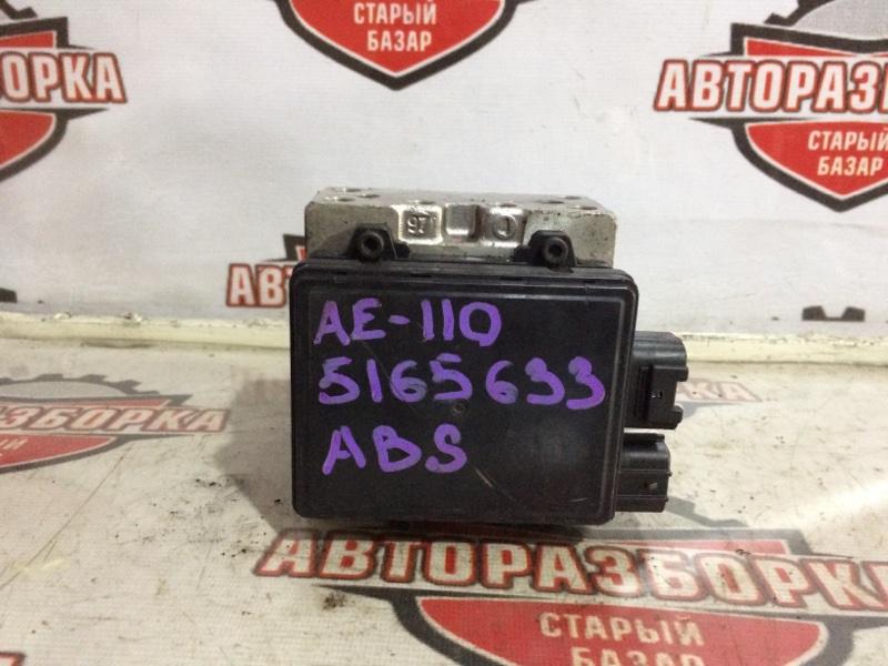 Блок abs Toyota Corolla AE110 5A-FE 1997 (б/у)