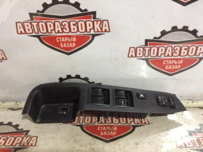 Блок управления стеклоподъемниками Mitsubishi Outlander CW5W 4B12 2006 передний правый (б/у)