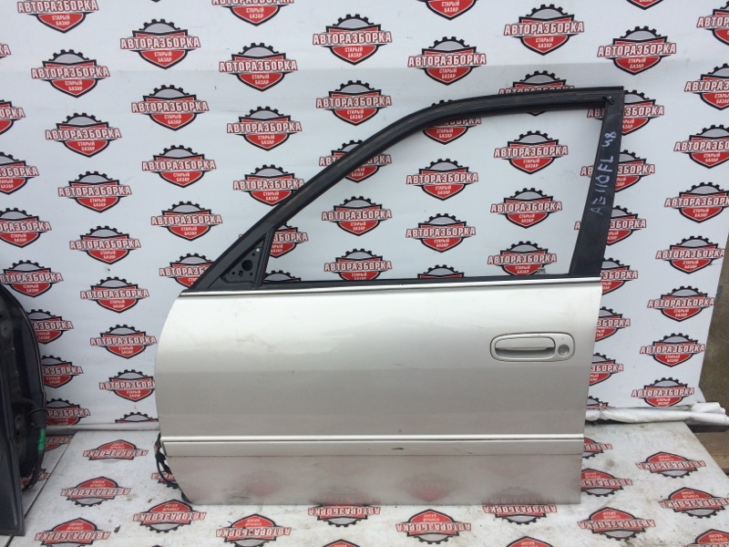 Дверь Toyota Corolla AE110 5A-FE 1997 передняя левая (б/у)
