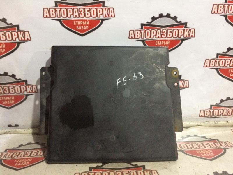 Крышка акб Mitsubishi Fuso Canter FE83DGY 4M50 2011 (б/у)