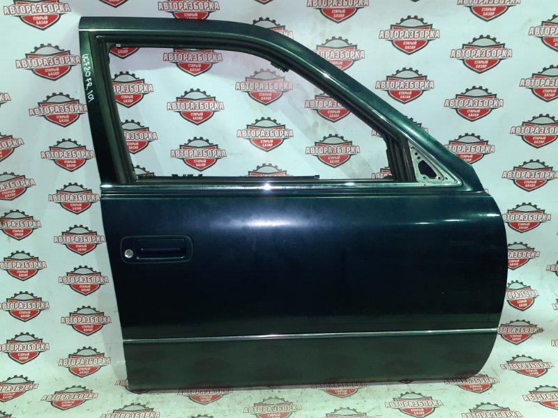 Дверь Toyota Celsior UCF20 1UZ-FE 1995 передняя правая (б/у)