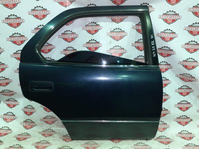 Дверь Toyota Celsior UCF20 1UZ-FE 1995 задняя правая (б/у)