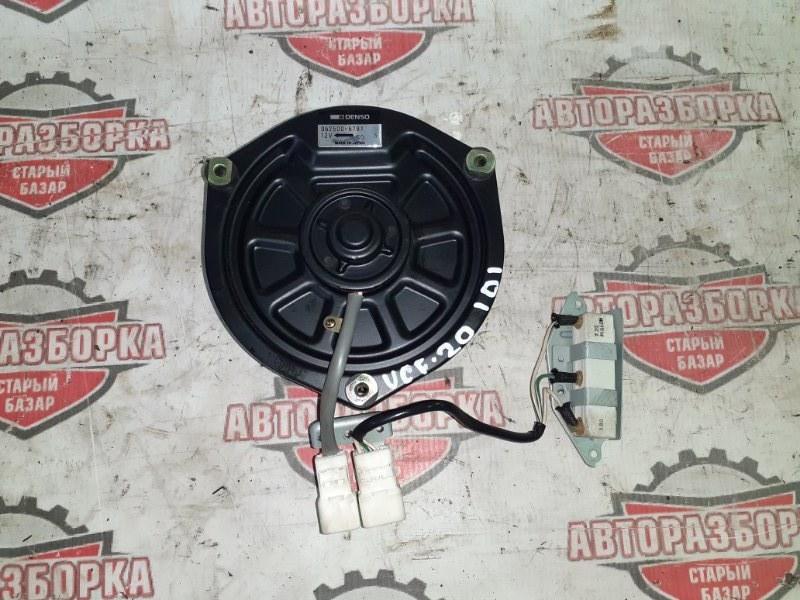 Мотор ионизатора Toyota Celsior UCF20 1UZ-FE 1995 задний (б/у)