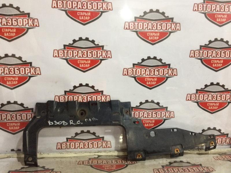 Защита бампера Bmw 3-Series E91 N52B25A 04.2006 задняя (б/у)