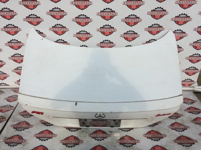 Крышка багажника Mercedes-Benz Cl-Class C215 M113E50 2000 (б/у)