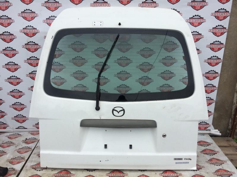 Дверь Mazda Bongo SKP2V L8 2015 задняя (б/у)