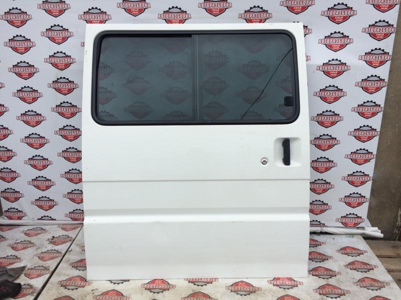 Дверь Mazda Bongo SKP2V L8 2015 задняя правая (б/у)