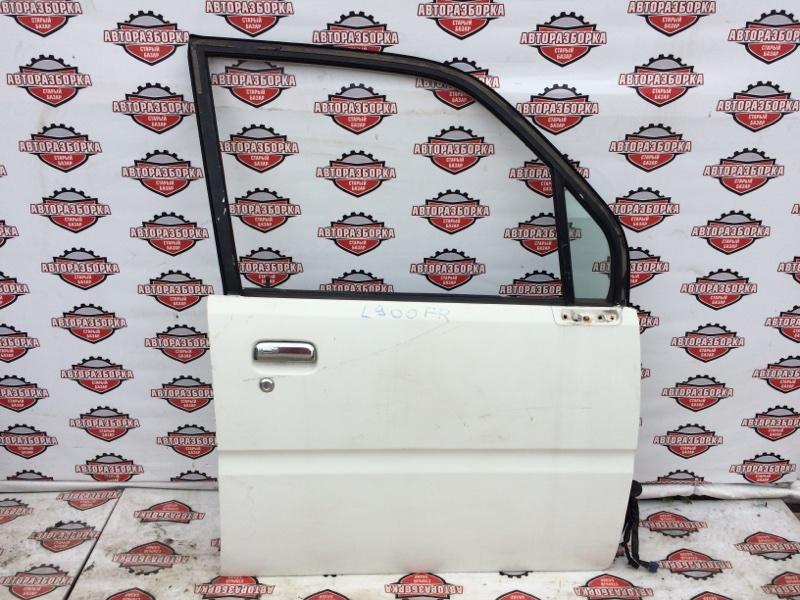 Дверь Daihatsu Move L900S EFVE 2004 передняя правая (б/у)