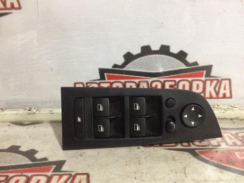 Блок управления стеклоподъемниками Bmw 3-Series E91 N52B25A 04.2006 передний правый (б/у)