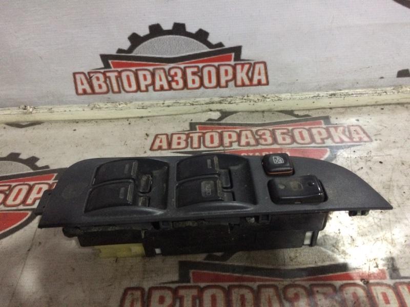 Блок управления стеклоподъемниками Toyota Corolla AE110 5A-FE 1996 передний правый (б/у)