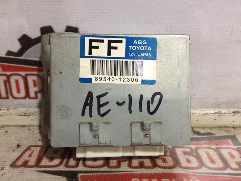 Блок управления abs Toyota Corolla AE110 5A-FE 1996 (б/у)