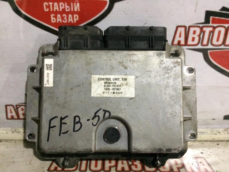 Блок управления акпп Mitsubishi Fuso FEB50 4P10 2012 (б/у)