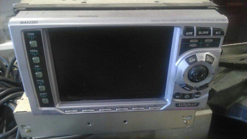 Магнитофон Nissan Terrano RR50 QD32(ETI) 1997 (б/у)