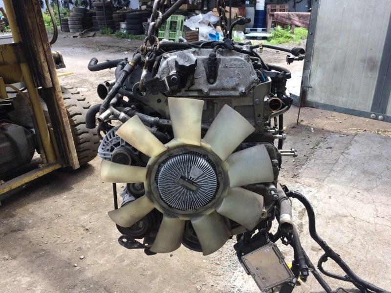 Двигатель в сборе Mitsubishi Fuso FEB50 4P10 2012 (б/у)
