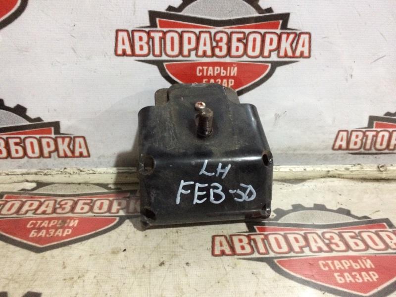 Подушка двигателя Mitsubishi Fuso FEB50 4P10 2012 передняя левая (б/у)