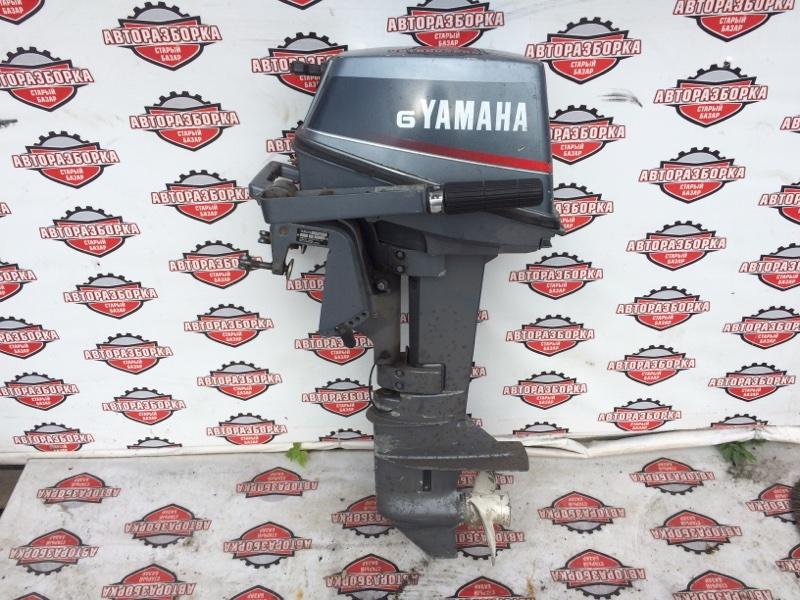 Мотор лодочный Yamaxa 6 (б/у)