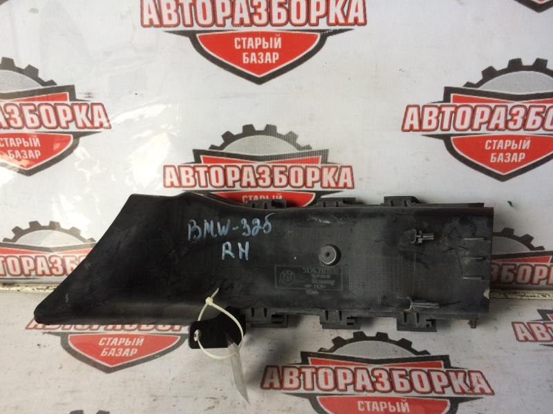 Воздухозаборник Bmw 3-Series E91 N52B25A 04.2006 правый (б/у)