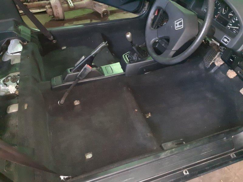 Ковер салона Honda Cr-X EF7 ZC 1990 (б/у)
