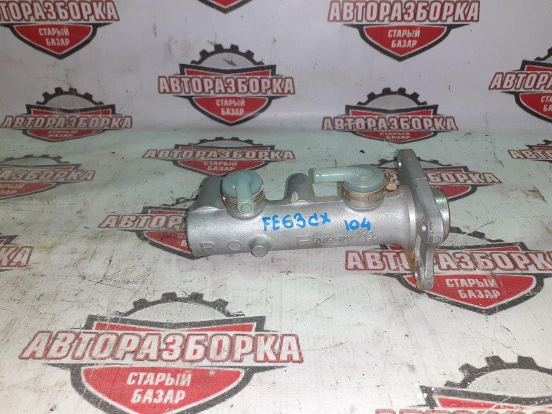Цилиндр тормозной главный Mitsubishi Canter FE63CX 4M51 2000 (б/у)
