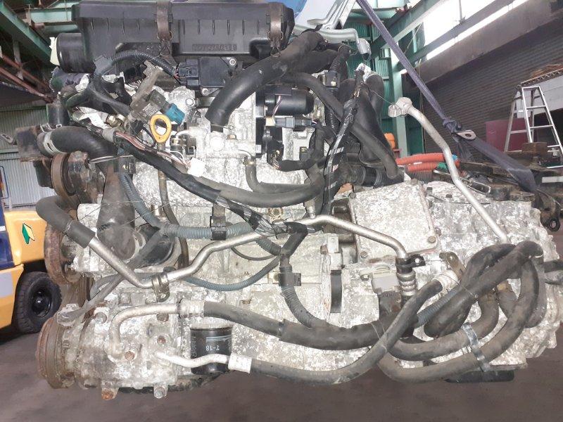 Двигатель в сборе Toyota Prius NHW11 1NZ-FXE 2000 (б/у)