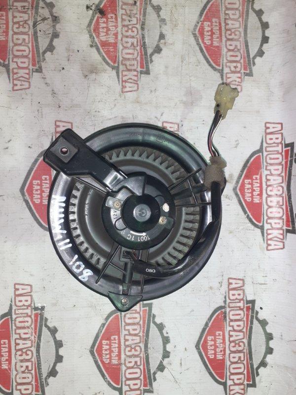 Мотор печки Toyota Prius NHW11 1NZ-FXE 2000 (б/у)
