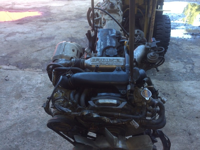 Двигатель в сборе Toyota Hilux Pick Up LN112 2L-TE 1995 (б/у)