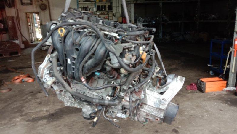 Двигатель в сборе Mazda Axela BK3P L3VE 2006 (б/у)