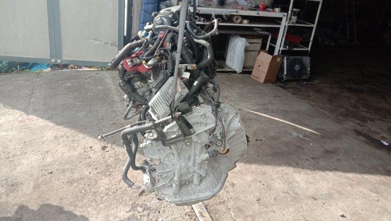Двигатель в сборе Toyota Vitz NSP130 1NRFE 2011 (б/у)