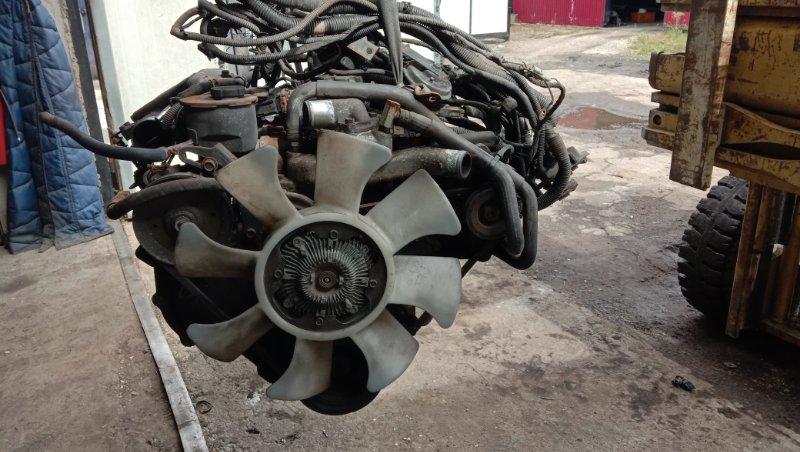 Двигатель в сборе Nissan Atlas W4H41 BD30 1992 (б/у)