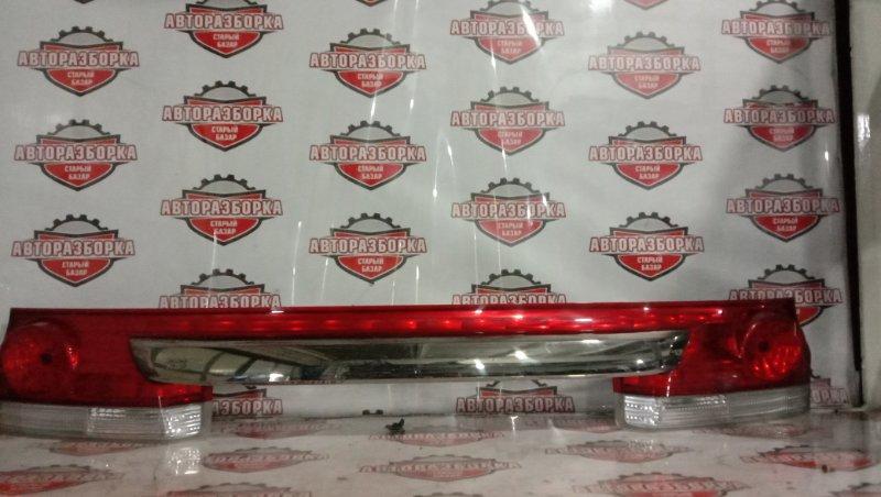 Стоп-планка Honda Stepwgn RG3 задняя (б/у)