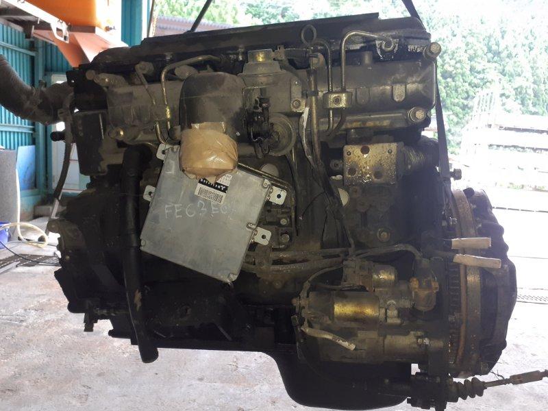 Двигатель в сборе Mitsubishi Canter FE63CX 4M51 2000 (б/у)