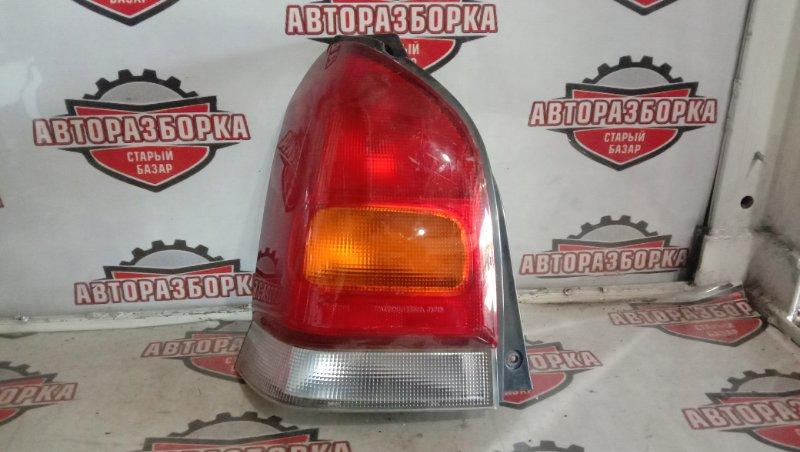 Фонарь задний Suzuki Alto HA23S задний левый (б/у)