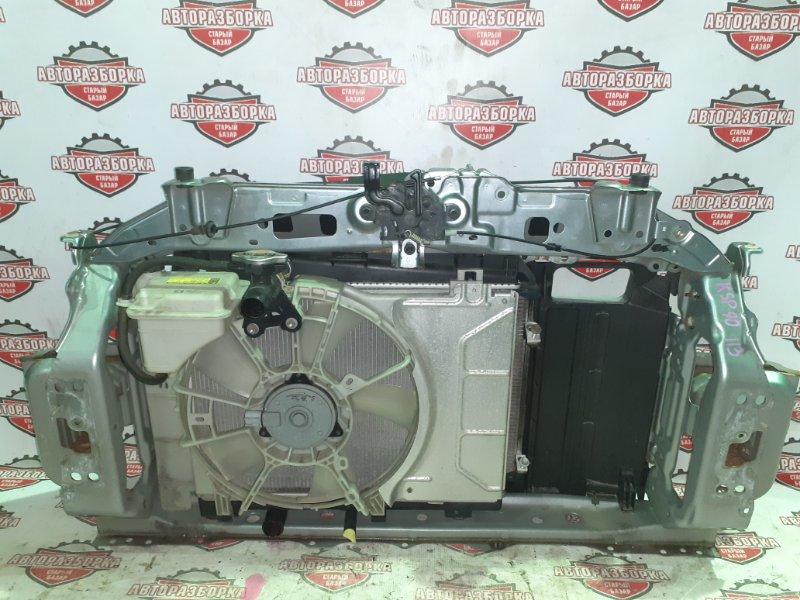 Телевизор Toyota Vitz KSP90 1KR-FE 2008 (б/у)