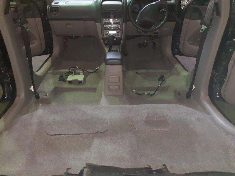 Ковер салона Toyota Caldina ST210 3S-FE 1999 (б/у)
