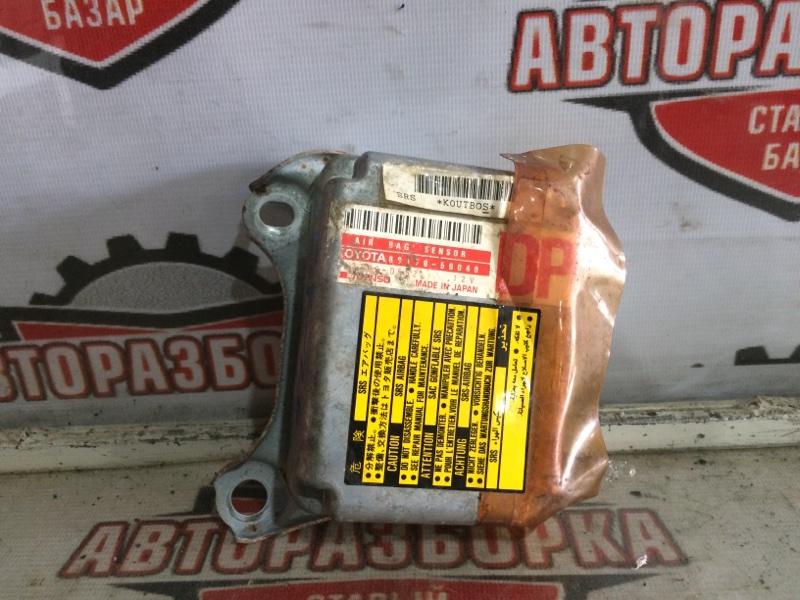 Блок управления airbag Toyota Celsior UCF20 1UZ-FE 1995 (б/у)