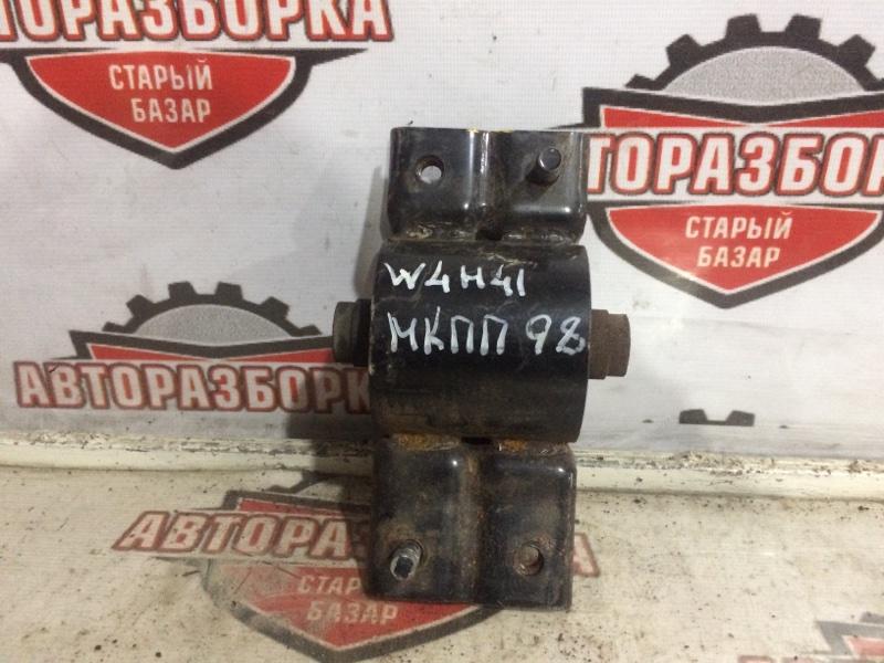 Подушка коробки передач Nissan Atlas W4H41 BD30 1992 (б/у)