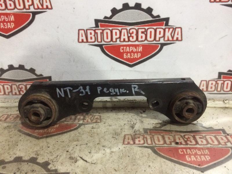 Подушка редуктора Nissan X-Trail NT31 MR20(DE) 2009 задняя (б/у)