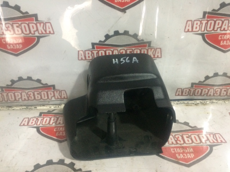 Кожух рулевой колонки Mitsubishi Pajero Mini H56A 4A30 1996 (б/у)