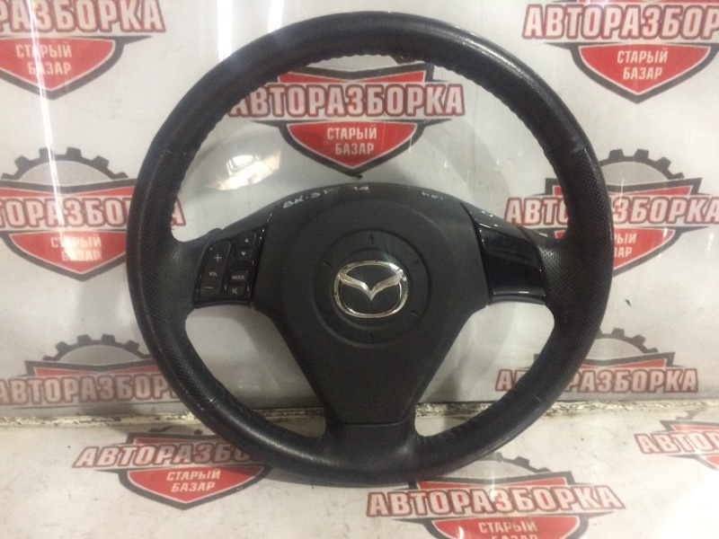 Руль Mazda Axela BK3P L3VE 2006 (б/у)